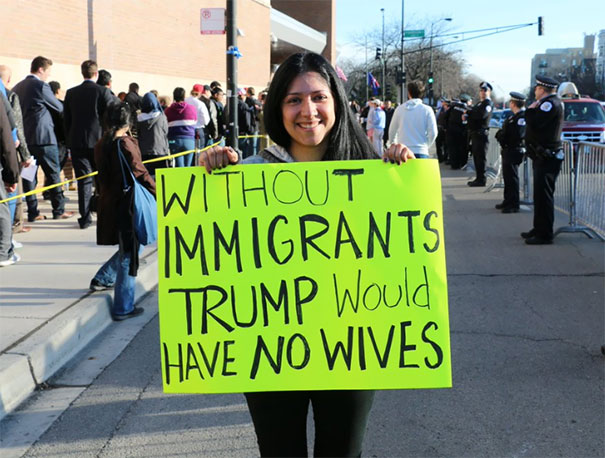 Hilarious Protest Signs Ever