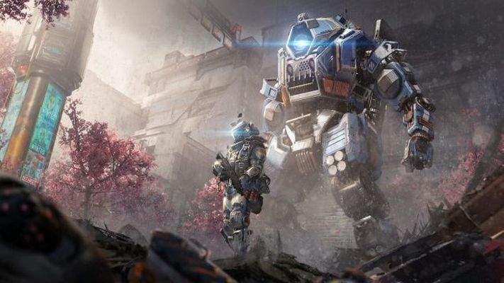Titanfall 2 DLC: Angel City's Most Wanted