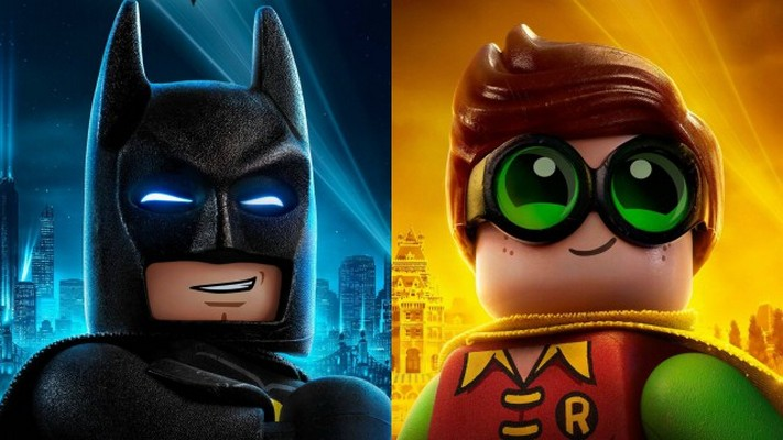 LEGO Batman Movie Character Posters