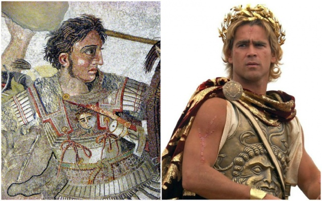 Alexander III of Macedon (Alexander the Great) in 'Alexander'