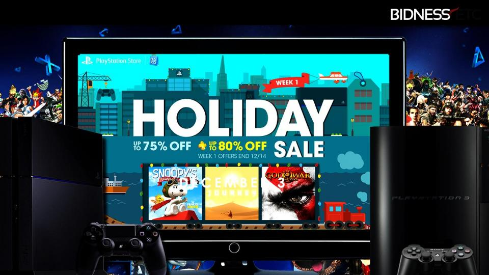 PSN Holiday Week 4