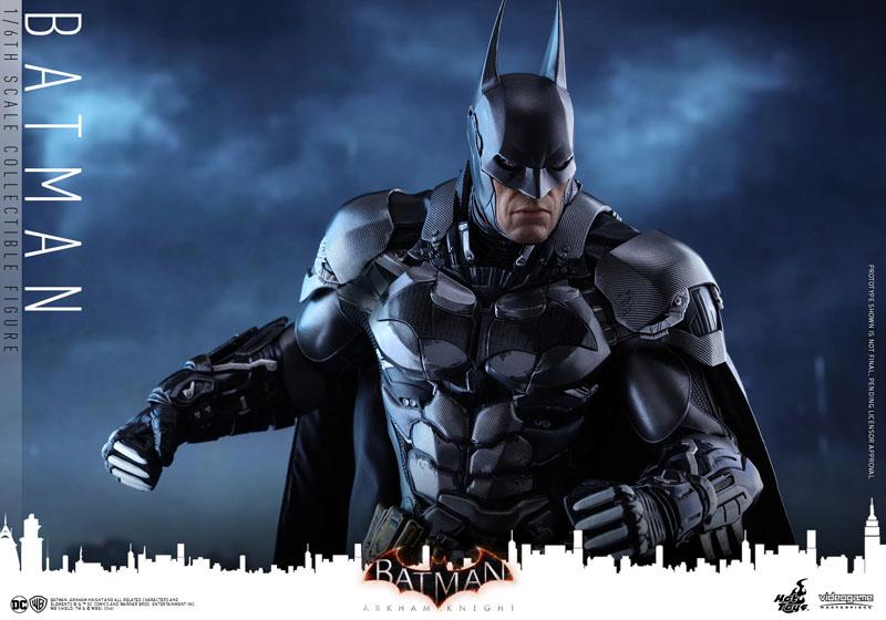 Batman: Arkham Knight Hot Toys