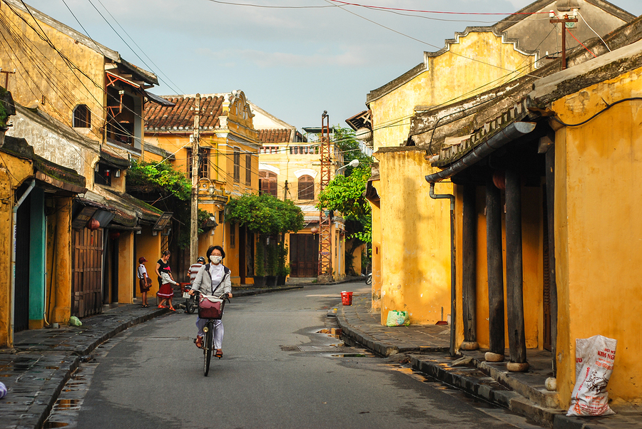 Vietnamese-ancient towns