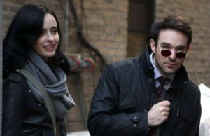 Daredevil Meets Jessica Jones