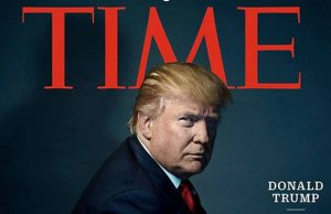 Trump's Time Magazine Cover