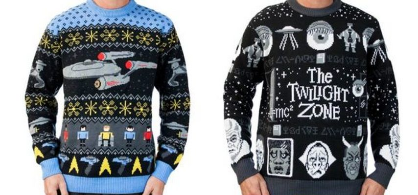 Looking For Some Ugly Star Wars Christmas Sweaters Fizx