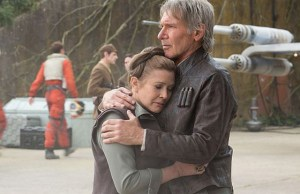 Carrie Fisher-Harrison Ford