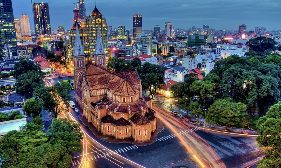 Vietnamese-city