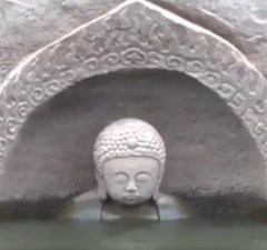 Mysterious Sunken Statue Discovered In China