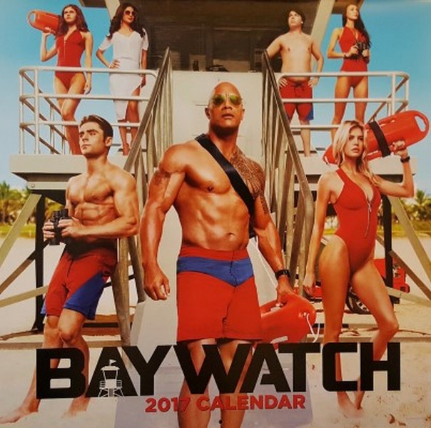 Baywatch 2017 Calendar Packed With New Images Fizx
