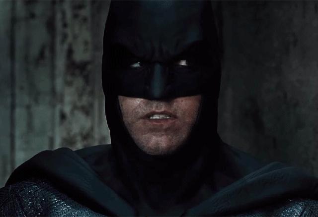 Ben Affleck-Batman