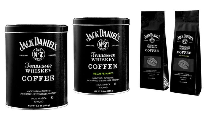 Jack Daniel's Whiskey-Infused Coffee