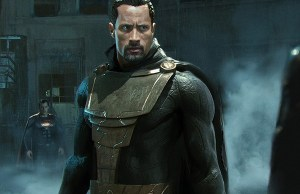 Dwayne Johnson's Black Adam