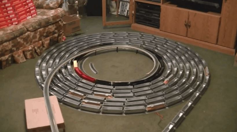 Model Train Engines