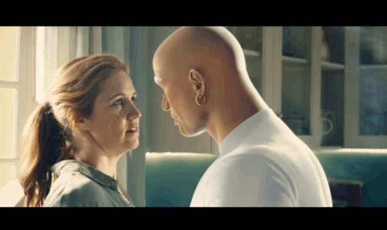 Mr. Clean Becomes Real And Gets Dirty With Housewife