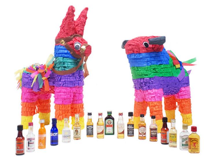 Nipyata, Piñatas For Adults