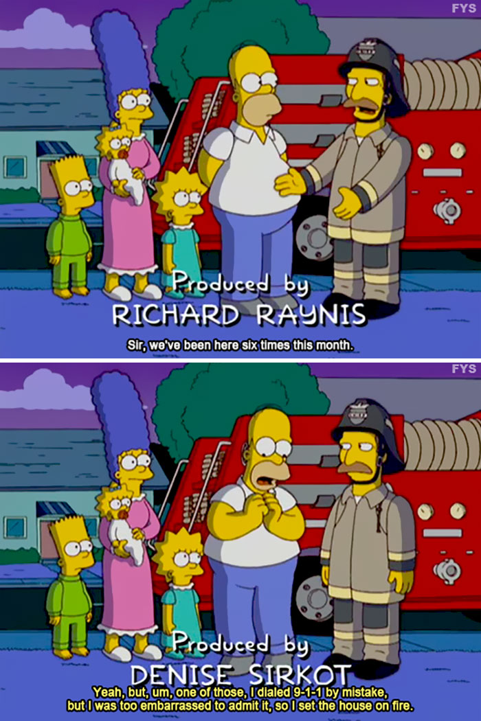 Simpsons Jokes