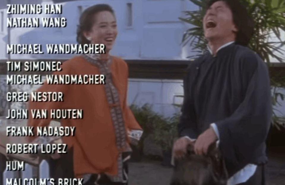 End Credits Scenes