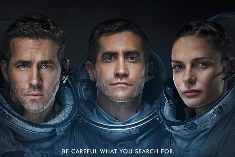 Stunning New LIFE Featurette and Posters, Starring Reynolds, Ferguson and Gyllenhaal