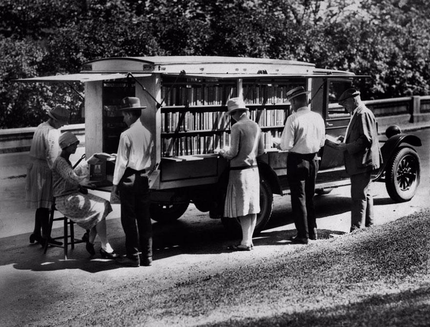 Bookmobiles