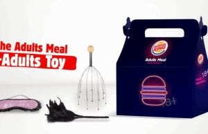 """Burger King's """"Adult"""" Meal"""