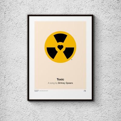 Viktor Hertz Pictogram Music Posters 2017