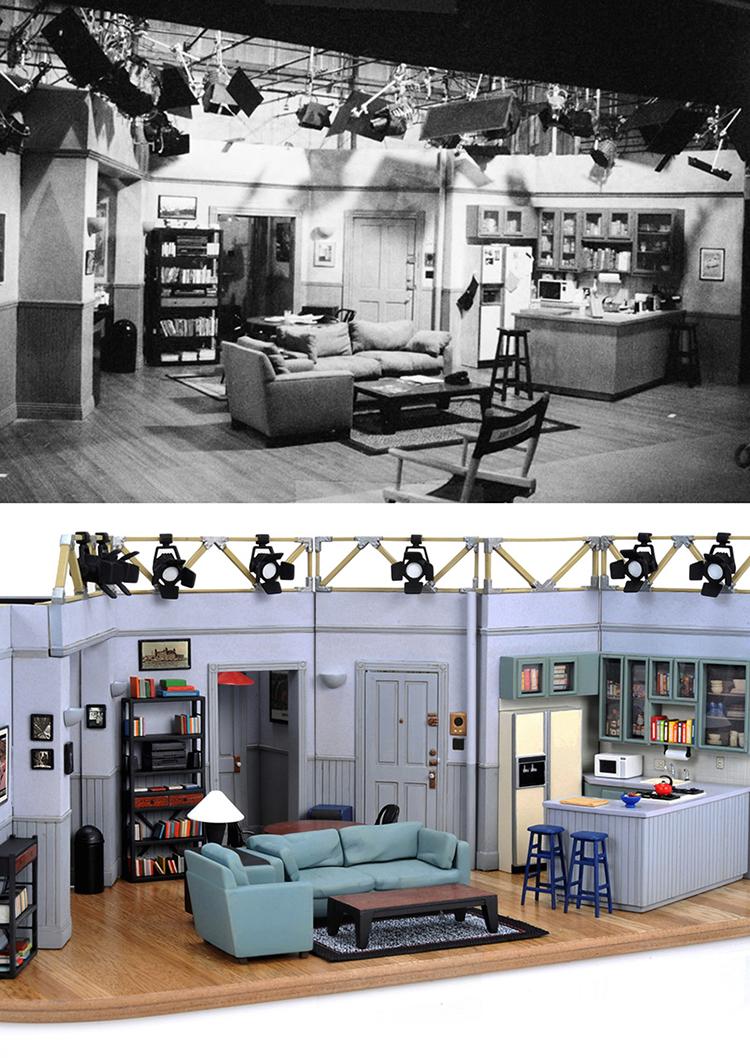 Seinfeld's Apartment