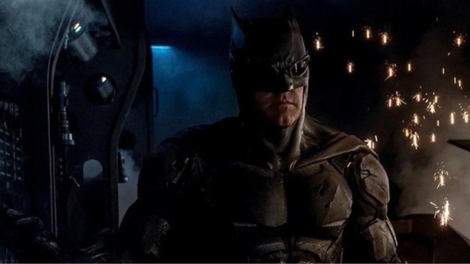 Batman's Tactical Suit