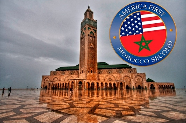 """""""America First"""" Morocco"""