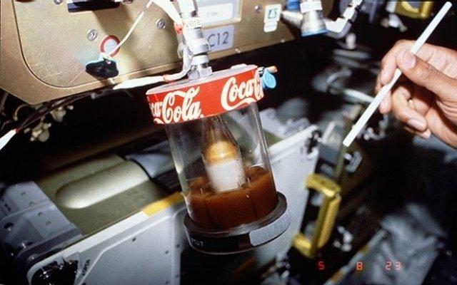 Soda in Space