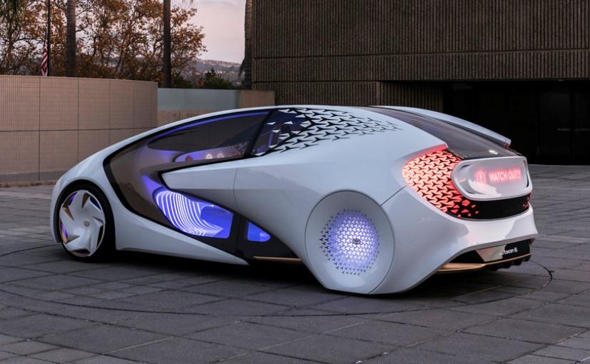 The Toyota concept i