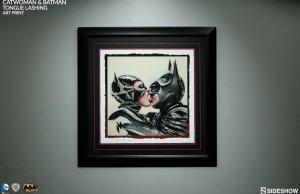 Catwoman Gives Batman a Tongue Lashing