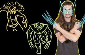 Wolverine-Claws
