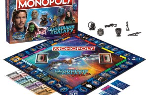 GUARDIANS OF THE GALAXY VOL. 2 Monopoly