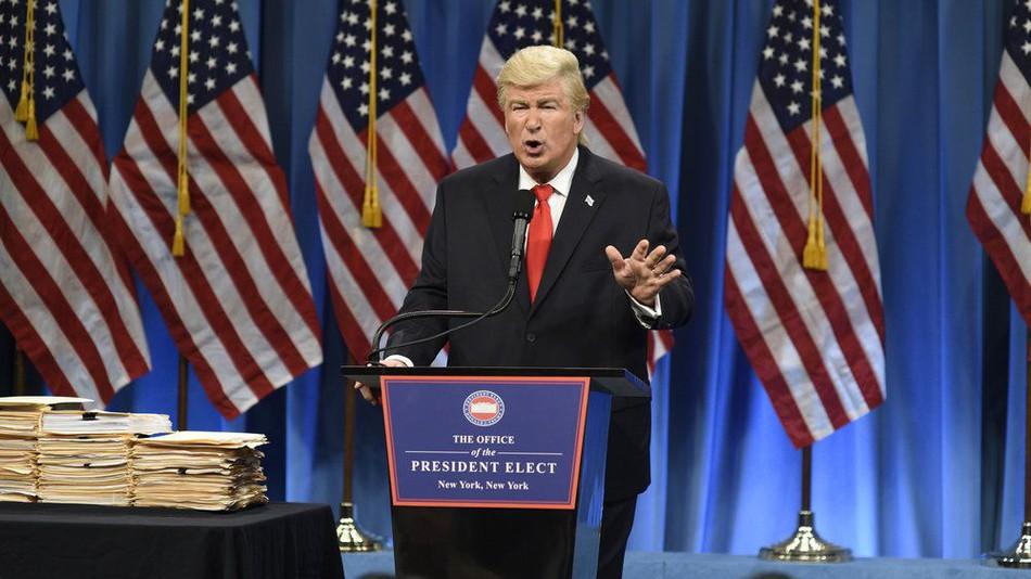 Alec Baldwin's Donald Trump