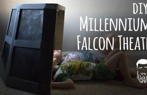 Star Wars Millennium Falcon Theater