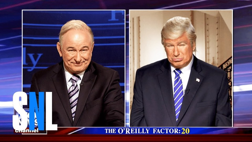Alec Baldwin-O'Reilly