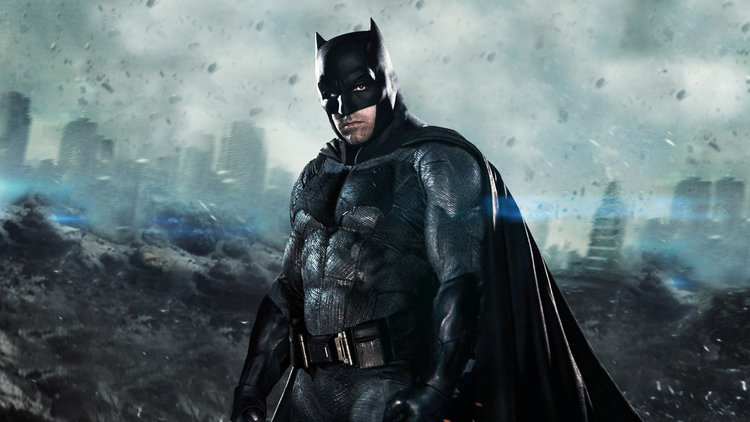 Ben Affleck Did Christian Bale's BATMAN Voice - Video