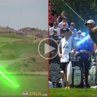 What If Golfers Used Lightsabers Instead of Clubs