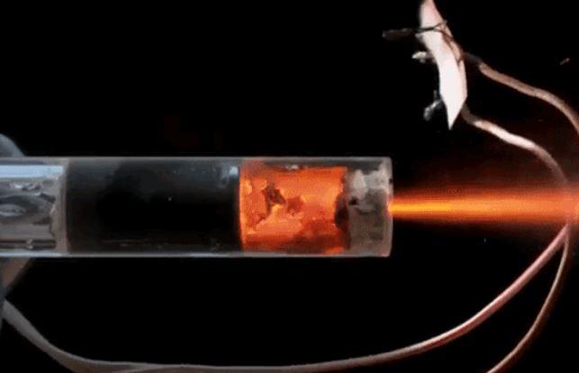 Model Rocket Engine
