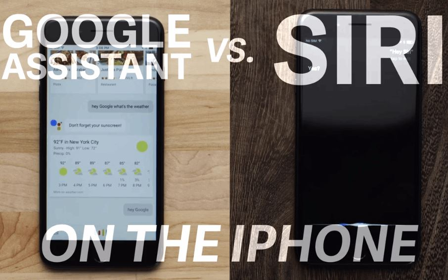 Siri vs. Google Assistant: Which is Better For Your iPhone?