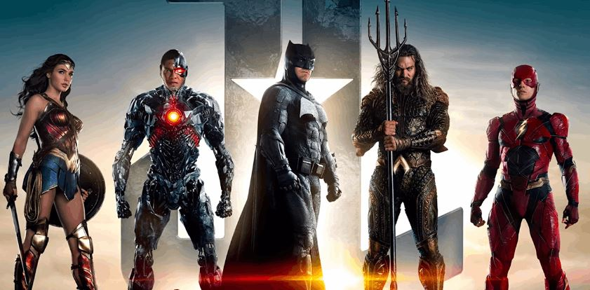 Upcoming DC Movies