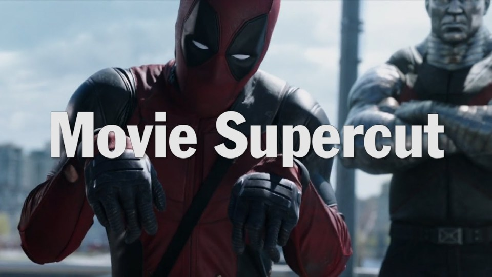 Movie Supercut