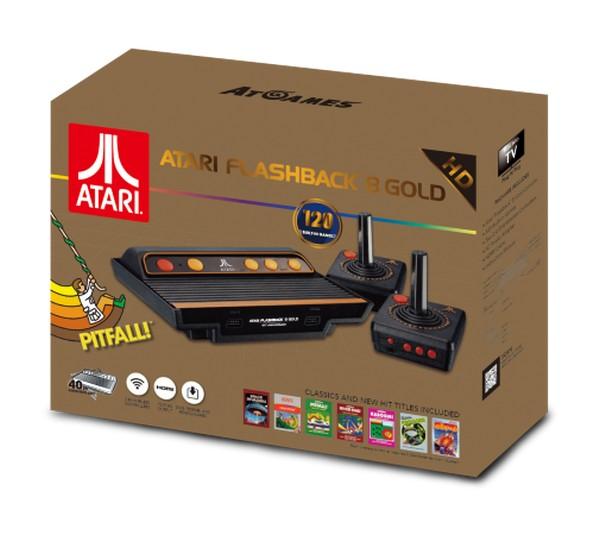 Atari Micro Consoles