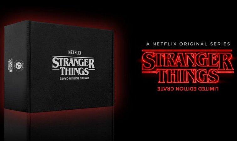 Stranger Things Loot Crate