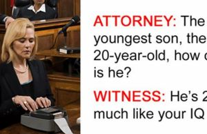 10+ Of The Most Hilarious Things That Court Reporters Have Ever Recorded To Be Said In Court