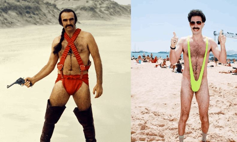 Overacted Moments In Movie History
