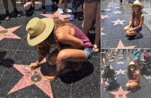 Trump's Hollywood Star