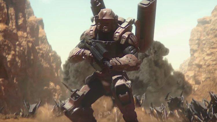 Starship Troopers Traitor Of Mars Stream