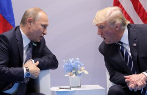 Trump's G-20 Meeting With Putin